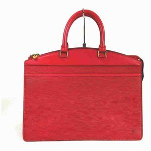 Louis Vuitton   Red Epi Leather Riviera Vanity